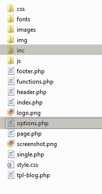 theme_option_framework