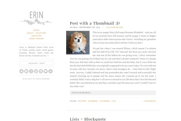 8 temas wordpress para blogs personales 2015
