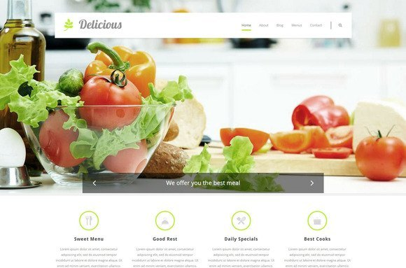 delicious-tema-wordpress-restaurante