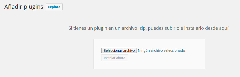subir-plugins-en-WordPress